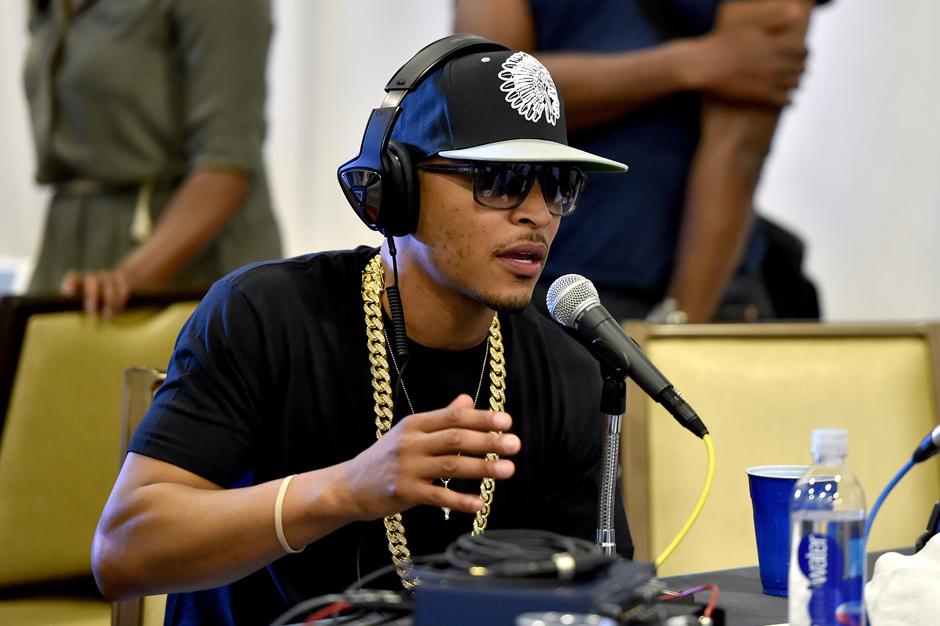 T.I. Rapper Ferguson Letter Plea Mike Brown