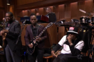Nas Revisited 'N.Y. State of Mind' With the Roots on 'Fallon'