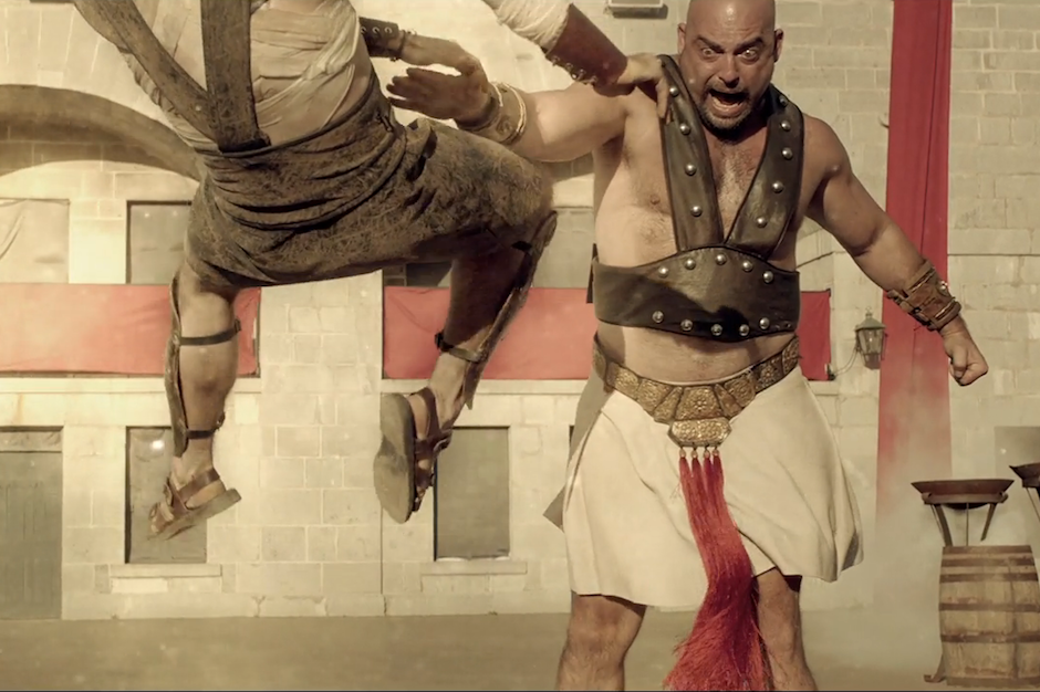 Fall Out Boy S Centuries Video Is Like Gladiator But Angstier