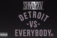 Eminem Snags Big Sean, Danny Brown, and More For 'Detroit Vs. Everybody'