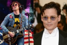 Ryan Adams, No Shadow, EP, Johnny Depp