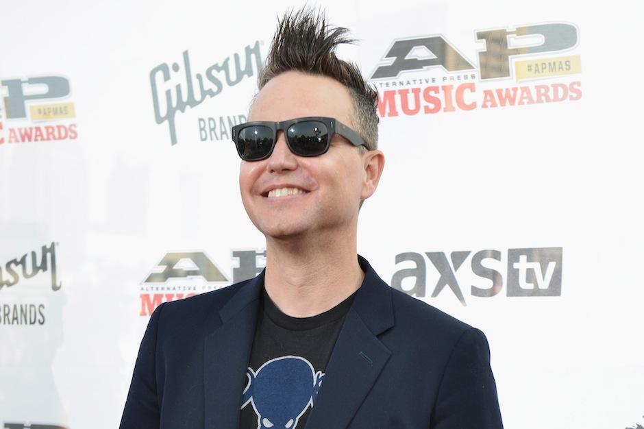Mark Hoppus, Blink-182, Tom DeLonge