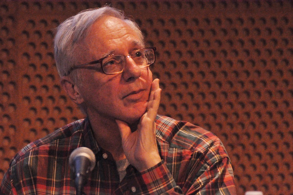 robert christgau, going into the city