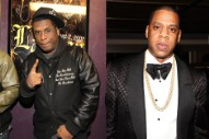 Jay Electronica Comes Back Swinging With Jay Z on 'Road to Perdition'