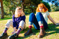 Girlpool Wish for an 'Ideal World' on Brand-New Song