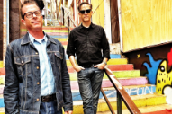 Watch Calexico Perform 'Falling From the Sky' Live in Studio