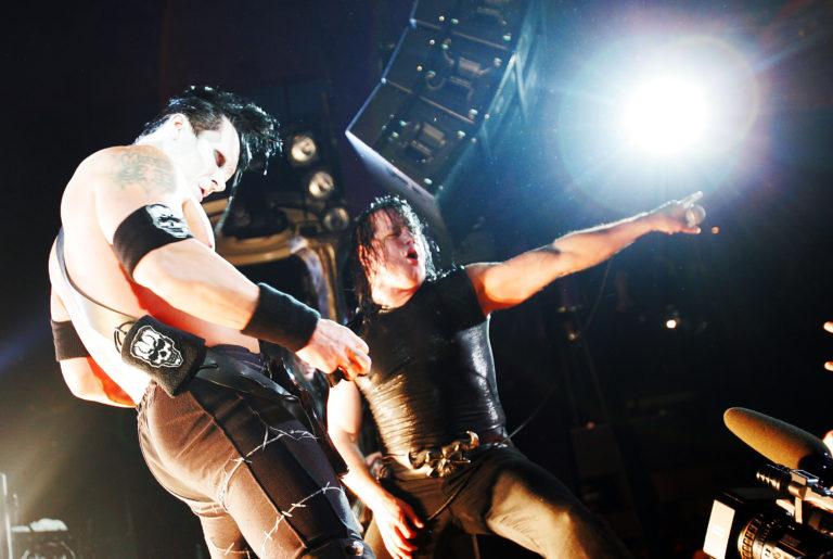 Members Of Legendary Punk Band The Misfits Reunite