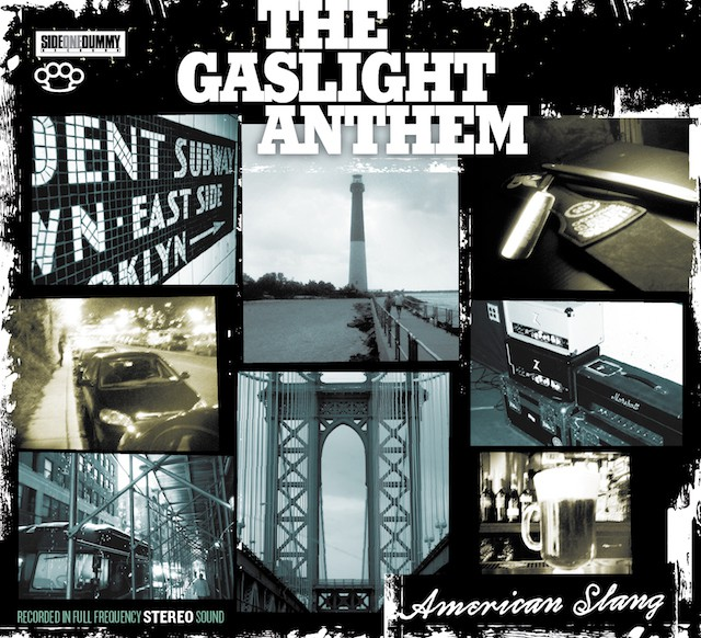 the gaslight anthem, american slang, review