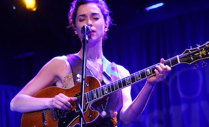 The 2011 New Yorker Festival: In Conversation With St Vincent