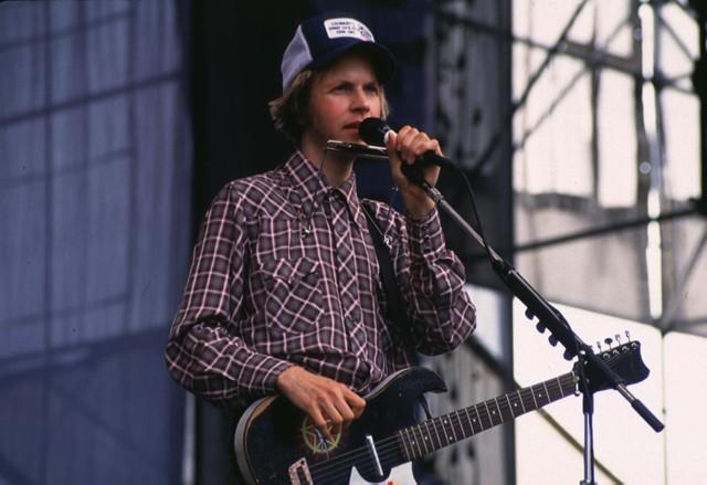Lollapalooza at Downing Stadium, New York City - 1995