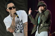 Eminem Outshines Yelawolf on the Scowling 'Best Friend'