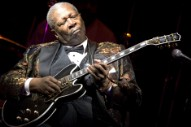 Legendary 'King of the Blues' B.B. King Dies at Age 89