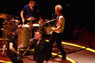 U2 Paid Tribute to B.B. King With a Performance of 'When Love Comes To Town'