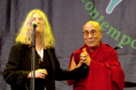 Patti Smith Got the Glastonbury Crowd to Sing 'Happy Birthday' to the Dalai Lama