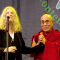 Patti Smith Dalai Lama