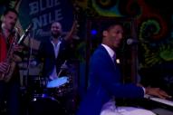 Stephen Colbert Hires Jon Batiste As 'Late Show' Bandleader