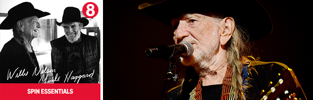 Willie Nelson and Merle Haggard's Django and Jimmie