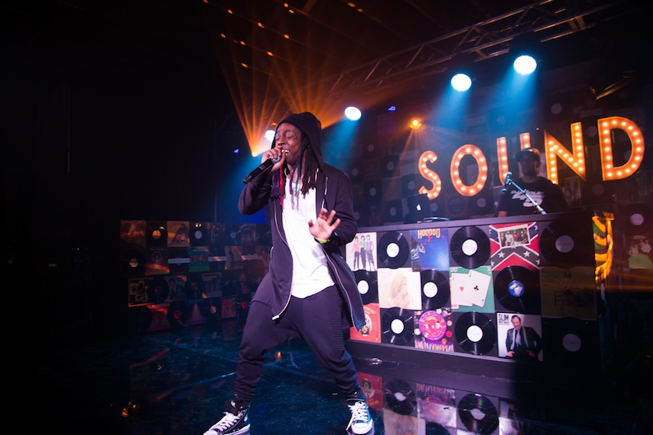 Review Lil Wayne Free Weezy Album Spin