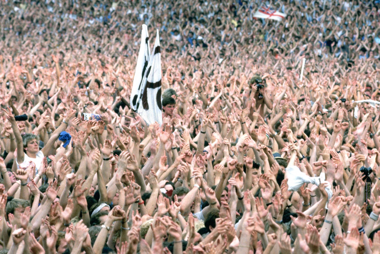Live Aid: The Terrible Truth