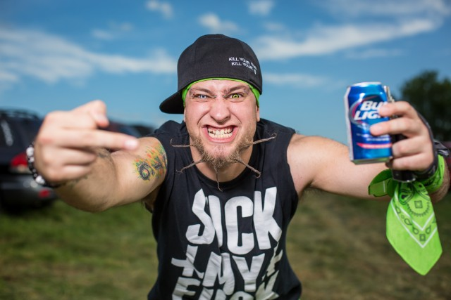 The American Juggalo