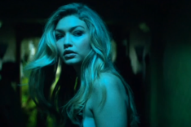 Gigi Hadid Learns About Hands, Hair in Calvin Harris' 'How Deep Is Your Love' Video