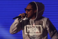 Watch Future, Alessia Cara, Sir Mix-a-Lot, and More Perform at Last Night's Streamy Awards