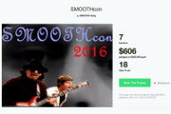 Please, for the Love of God, Make SMOOTHcon 2016 a Reality