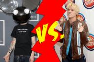 Deadmau5 and Aaron Carter Will Soon Face Off in a Video-Game Battle