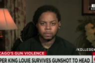 'The Devil's Working Overtime in Chicago' — King Louie on the City's Gun Violence Epidemic