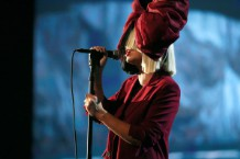 """Sia at A+E Networks """"Shining A Light"""" Concert"""