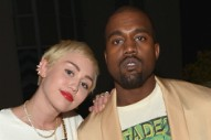 Hear Kanye West and Miley Cyrus' Wild, Mesmerizing 'Black Skinhead' Remix
