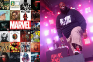 Killer Mike Wrote the Foreword to Marvel's Hip-Hop Covers Collection