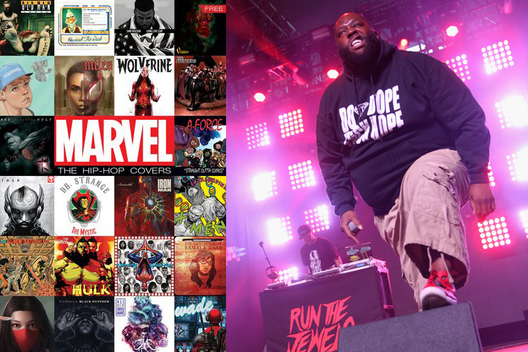 killer mike marvel comics