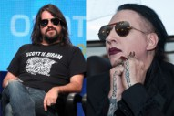 Listen to Shooter Jennings and Marilyn Manson Cover David Bowie's 'Cat People'