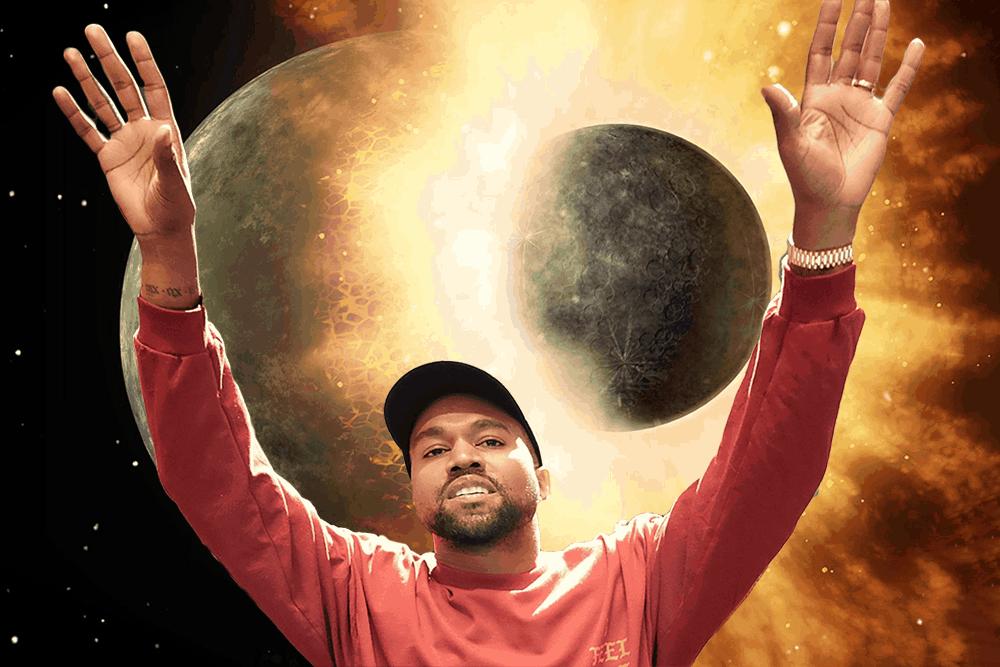 Kanye West Never Gonna Stop
