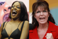 Azealia Banks Got Into a Nasty Twitter Fight With Sarah Palin, and Now Palin's Suing Her