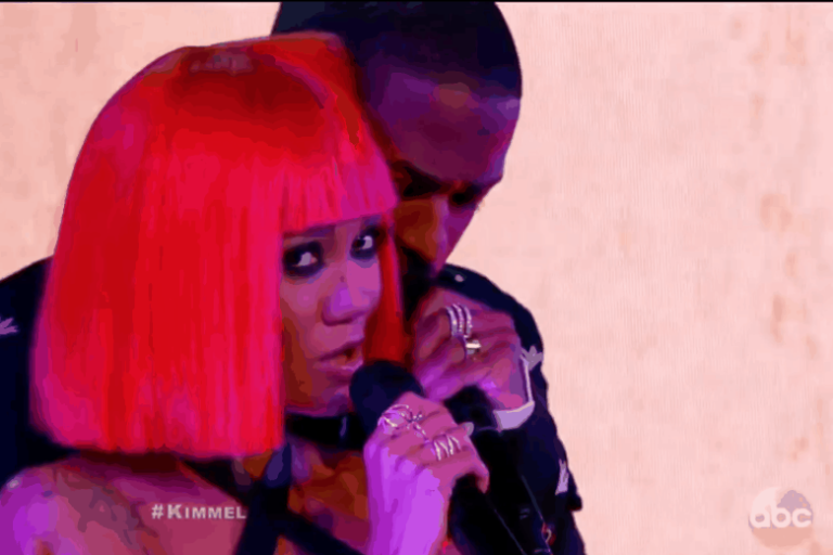 big sean jhene aiko selfish jimmy kimmel live watch video