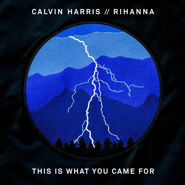 Calvin Harris and Rihanna,