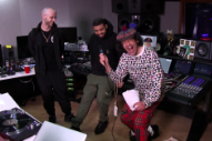 Drake and '40' Do an Hour-Long Nardwuar Interview