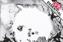 Radiohead's A Moon Shaped Pool