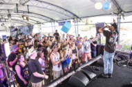 Sasquatch! 2016: Day 3 at Toyota Music Den with Casey Veggies, Wet, and More