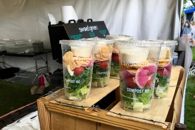 sweetgreen sweetlife salad cups