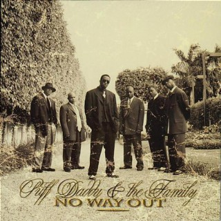 50. Puff Daddy, 'No Way Out'
