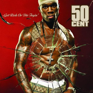 21. 50 Cent, 'Get Rich or Die Tryin''