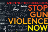 Britney Spears, Lady Gaga, Sia, and More Sign Open Letter Calling for Gun Control