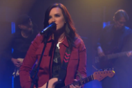 Brandy Clark Proves She's Nobody's 'Girl Next Door' on 'Seth Meyers'