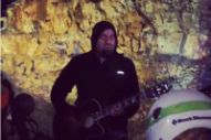 Deftones' Chino Moreno Actually Played Inside of a Volcano This Weekend