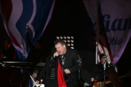 Meat Loaf Collapses Onstage in Edmonton, Canada