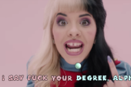 Melanie Martinez's 'Cry Baby' Fright Fest Continues With 'Alphabet Boy' Video