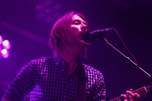 Radiohead In Concert